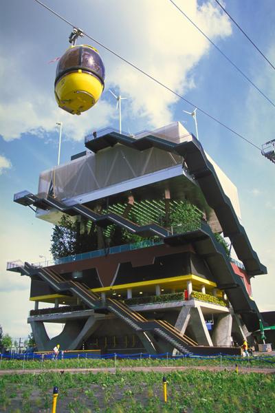 dutch pavilion  expo 2000