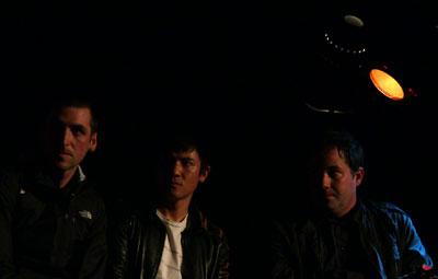 Andy, Garrett, Mike