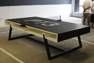 shouts to celebrity ping pong magazine on their big win see more of the photos and video here - Ping Pong Tables For Sale