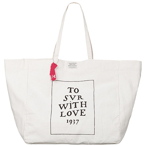Big Sur Tote Bag by Michael Leon Curated by Arkitip