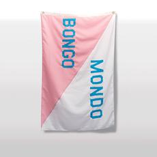 Mondo Bongo Flag by Michael Leon
